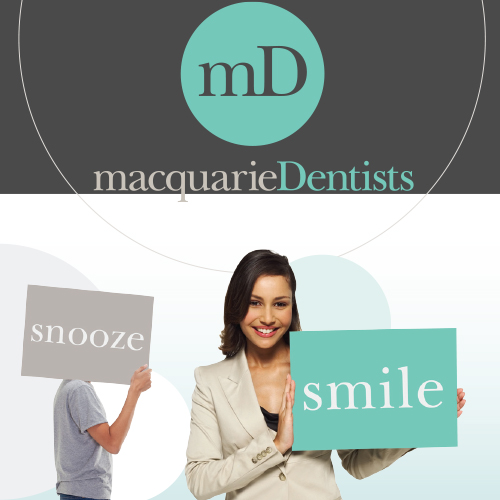 Olive Creative Macquarie Dentists